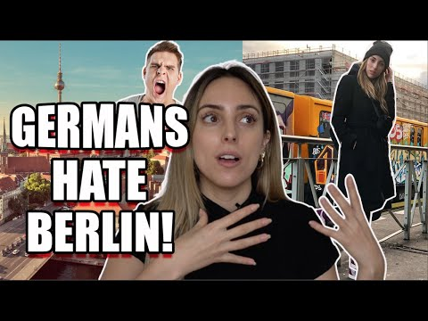 DON'T MOVE TO BERLIN! | Reasons to NOT Move to Berlin, Germany