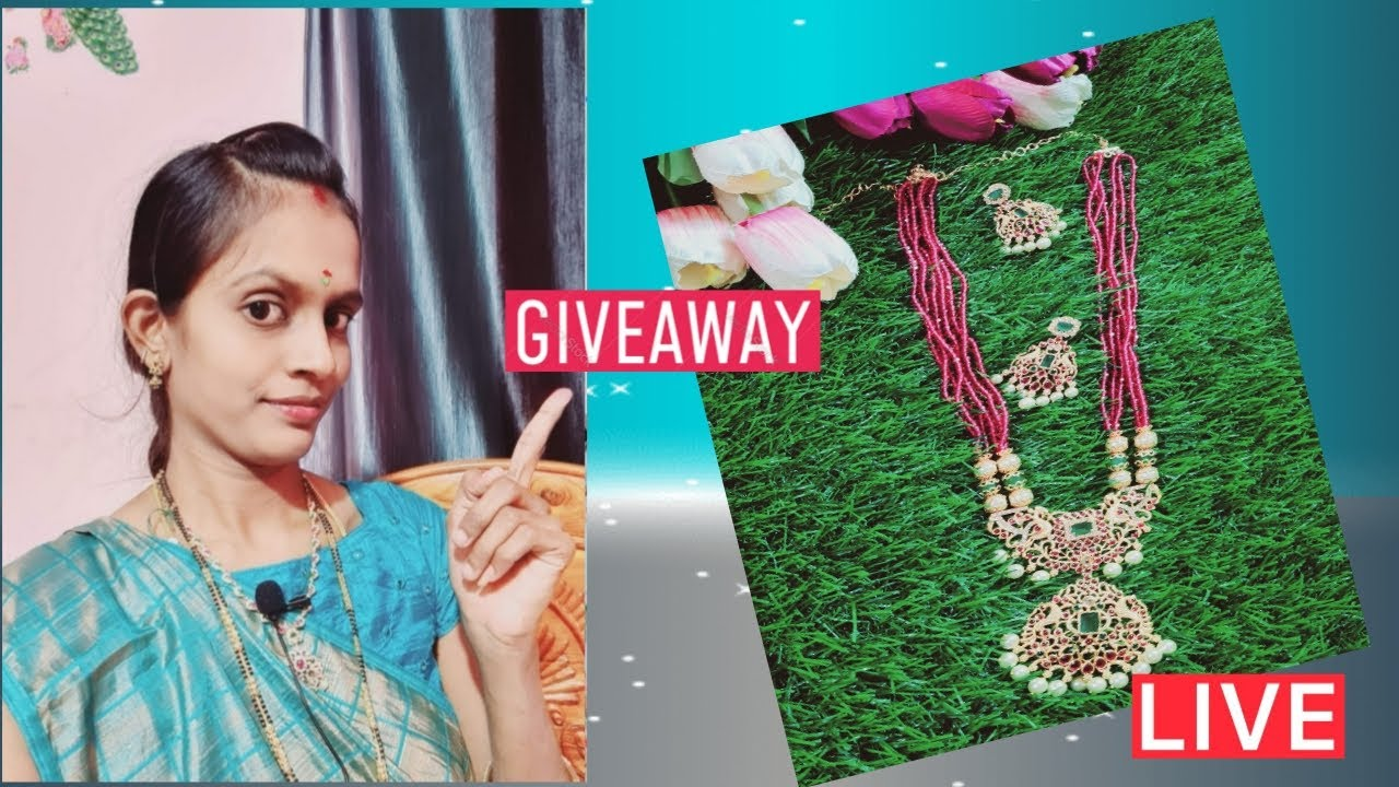 Download daily giveaways in chetan awesome Jewellery's  # live # 79936 40101
