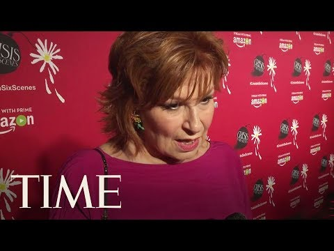 Joy Behar Under Fire After Photo Of Her In Blackface Resurfaces | TIME