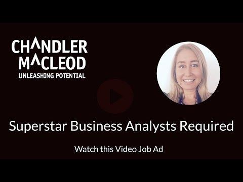 Superstar Business Analysts Required