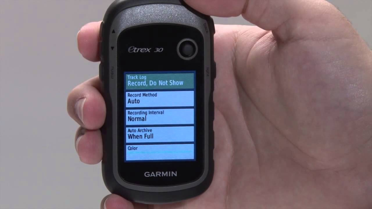 how to add geocaches to garmin etrex 10