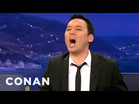 Steve Byrne Puts The British In Their Place!  CONAN on TBS