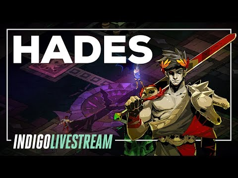HADES | Supergiant Games' New Rogue-lite Action RPG