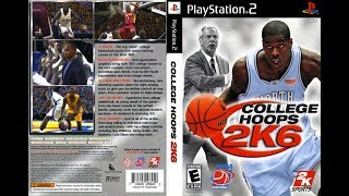 College Hoops 2K6 (PlayStation 2) - NC State Wolfpack vs. North Carolina Tar Heels