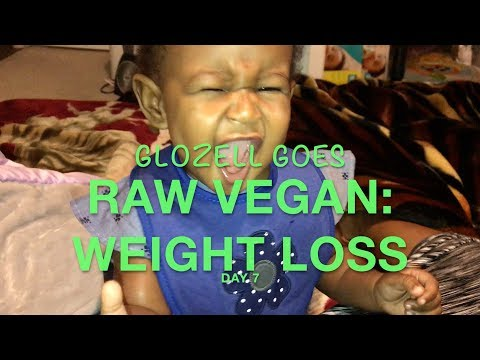 Weight Loss on a Raw Vegan Diet