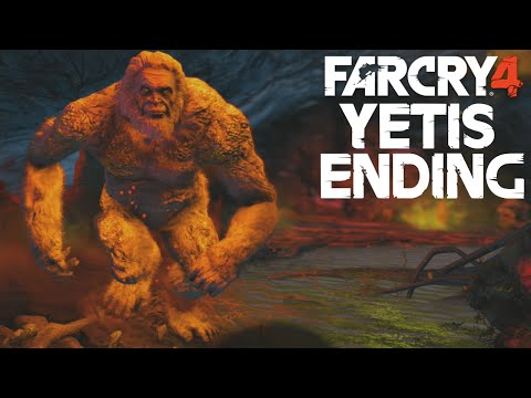 Far Cry 4 Valley Of The Yetis Ending - Final Mission The Relic & Fifth Night - Xbox One Gameplay