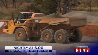 Southern Cross News Tasmania - Evening News Update #1 (14/6/2018)