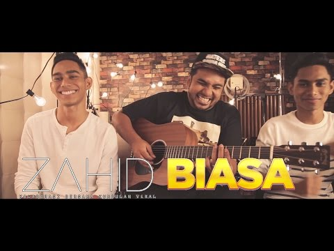 Zahid feat Viral - Biasa ( Official Video - HD )