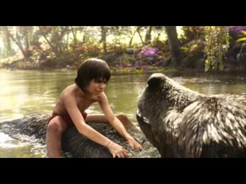 THE JUNGLE BOOK - Bare Necessities (clip)