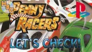 Penny Racers (PS1)  - Let's Check