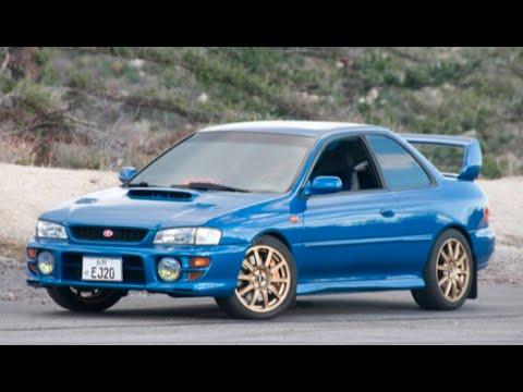 Subaru RS-TI Coupe -  One Take