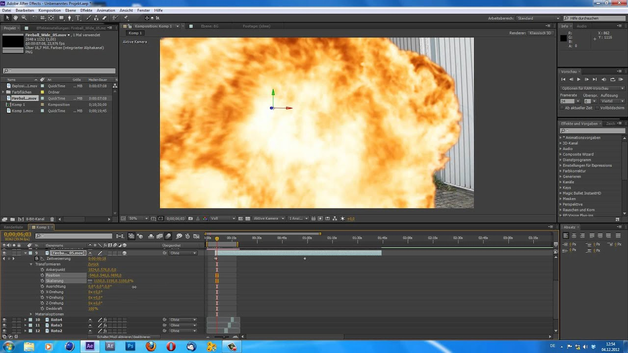 3d-explosion-tutorial // adobe after effects (cs6) // andreasm7.
