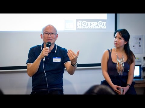 StartupGrind Singapore Hosts Peng Tsin. Ong (Monk's Hill Ventures & Match.com)