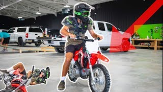 GOOGANS Bought a DIRTBIKE!