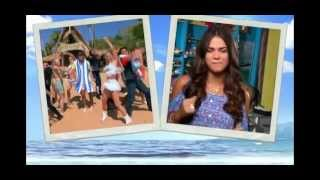 Behind the Scenes of Teen Beach 2: Ross Lynch, Maia Mitchell