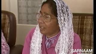 Hindustani seniors having a Sarnami conversation in the 80s