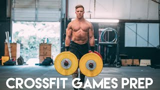 Full Day Of Training For Crossfit Games