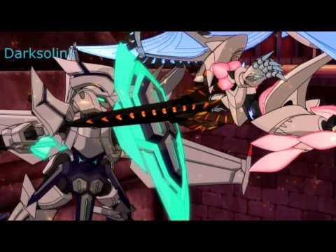 Inazuma Eleven Go Vs Danball Senki W LBX Vs Fran LBX