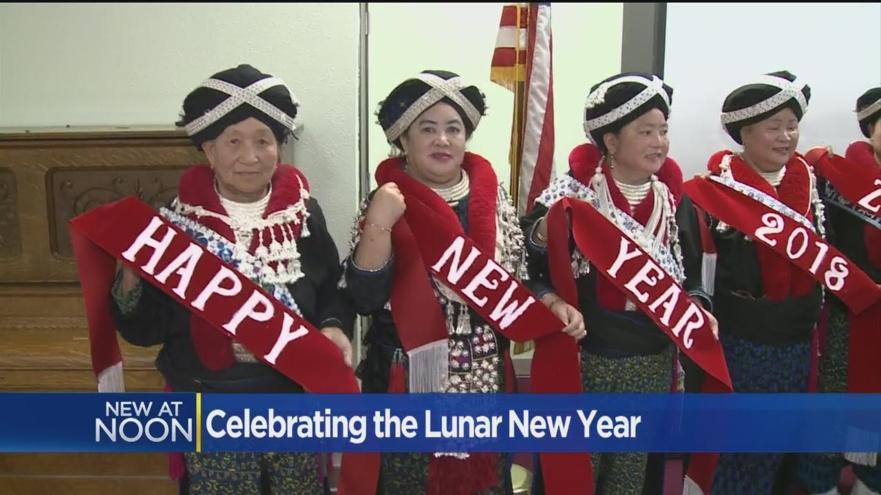 Celebrations Kick Off The Lunar New Year
