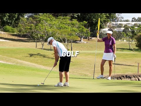 2018 Pan Pacific Masters Games | Golf