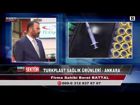 TurkPlast ExpoMED Eurasia 2015 Fuar Röportajı
