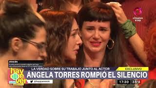 Ángela Torres: Darthés es un violador YouTube Videos