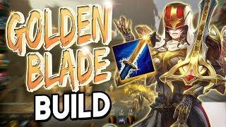 Smite:  Golden Blade Nemesis Build - A Surprise Spam Caller?
