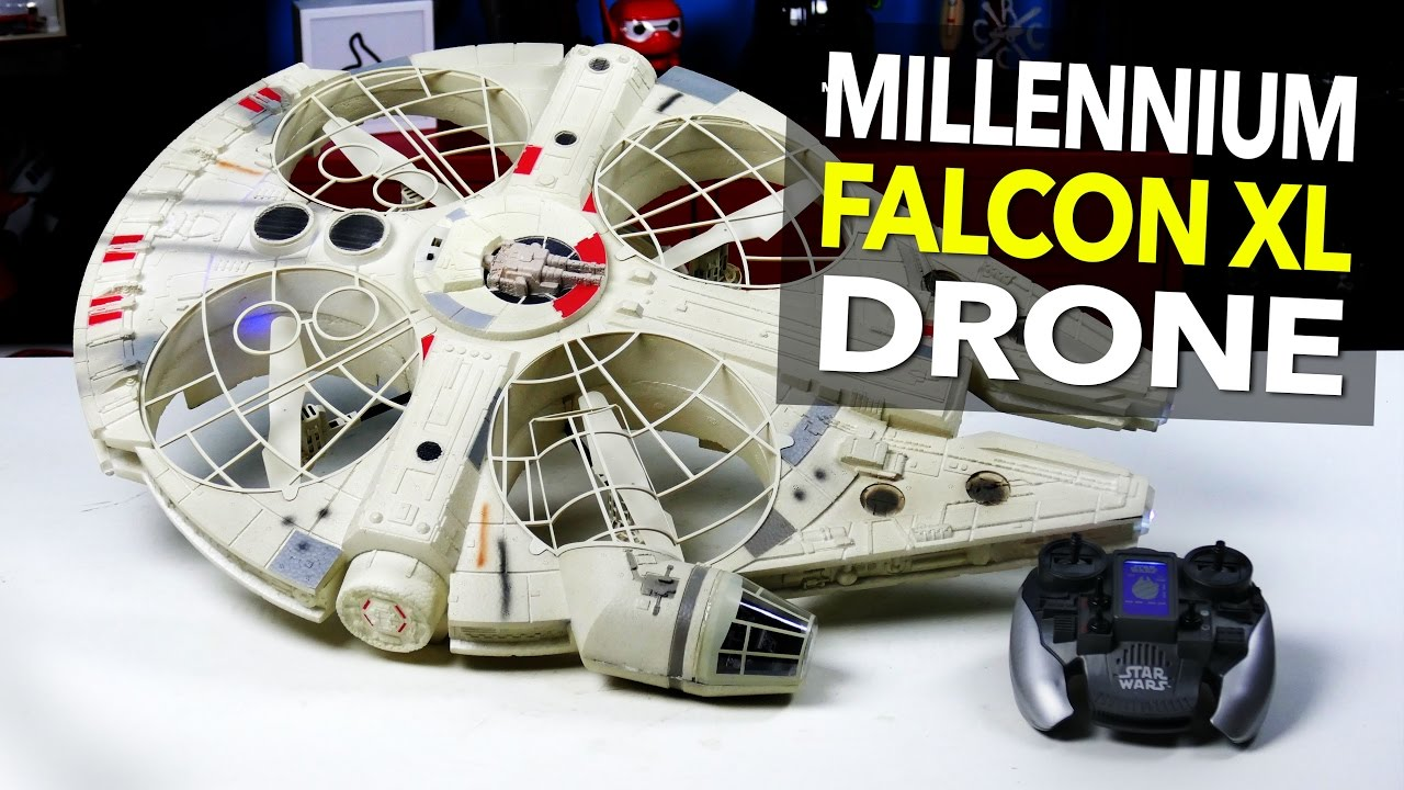 air hogs millennium falcon manual