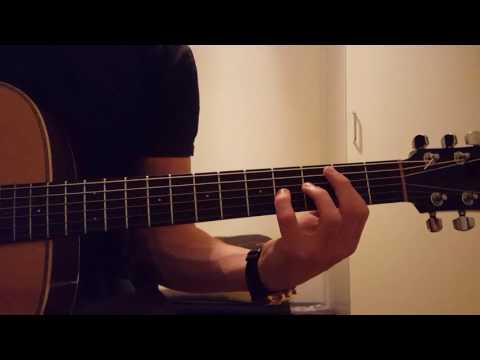 John Mayer Passionfruit (tutorial)