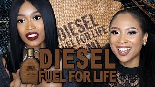 Tashi Tuesday's: Diesel Fuel For Life Pour Homme - Men's Fragrance First Impressions by Vava Couture