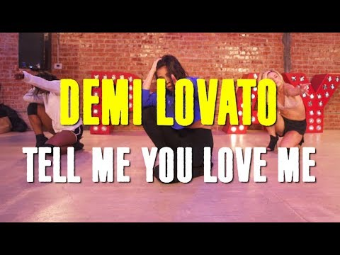 Tell Me You Love Me  Demi Lovato  Brinn Nicole Choreography  PUMPFIDENCE