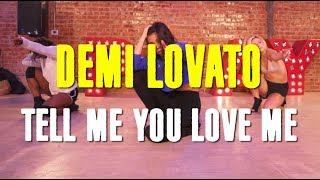 Baixar Tell Me You Love Me | Demi Lovato | Brinn Nicole Choreography | PUMPFIDENCE