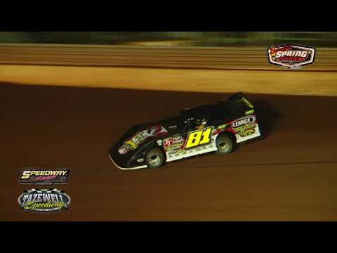 Spring Nationals Qualifying @ Tazewell Speedway April 13, 2018