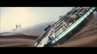 Звёздные войны: Эпизод VII —  Пробуждение Силы (Тысячелетний сокол. Главная тема)