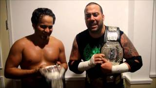 Dynamo Pro Wrestling Fooled By  Ricky Cruz and Brandon Espinosa