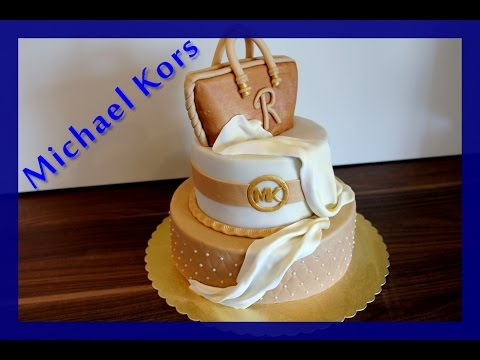 michael kors themen torte handtaschen torte von. Black Bedroom Furniture Sets. Home Design Ideas
