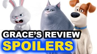 The Secret Life of Pets Movie Review SPOILERS