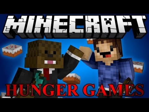 THROWING AXES?! Minecraft Hunger Games w/ MrWoofless #46