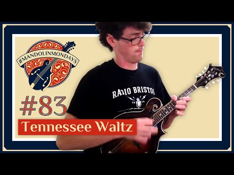 """Tennessee Waltz"" /// David Benedict Mandolin"