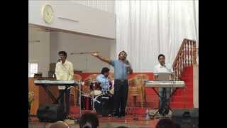 Ravinder Vottepu ~ Birthday Wishes from Samarpan D Worship Band