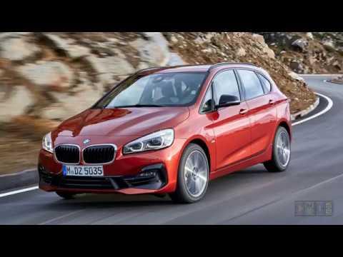 2018 BMW 2-Series Active Tourer Facelift