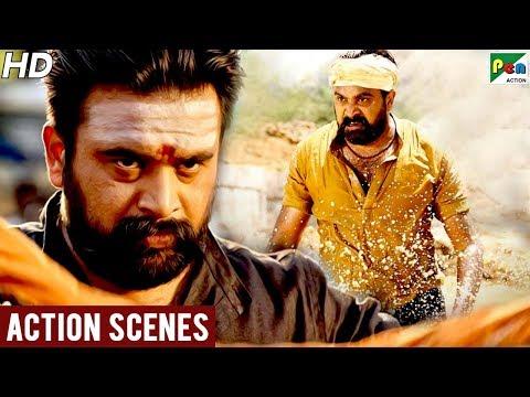 Gaon Ka Rakhwala - Action Scenes | New Hindi Dubbed Full Movie 2020 | M Sasikumar,Mahima Nambiar