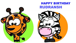 Rudransh   Children & Infantiles - Happy Birthday