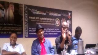 History Of Black Gay Atlanta (Black Gay Pride Press Conference 1-Bonuses)