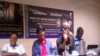 History Of Black Gay Atlanta (Black Gay Pride Press Conference 1-Bonuses)