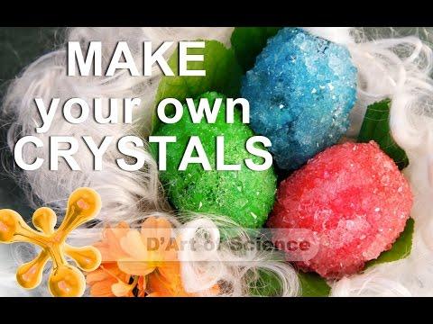 Egg Shell Crystals