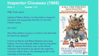 Download Video Movie Review: Inspector Clouseau (1968) [HD] MP3 3GP MP4