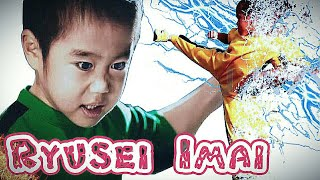 Ryusei Imai 2018 ● The Iron Kid Ever - Baby Bruce Lee