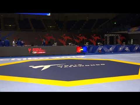 Chiba 2019 World Taekwondo Grand Prix Day 3 Court 2 Session 2