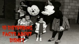Top 10 creepy facts about disney